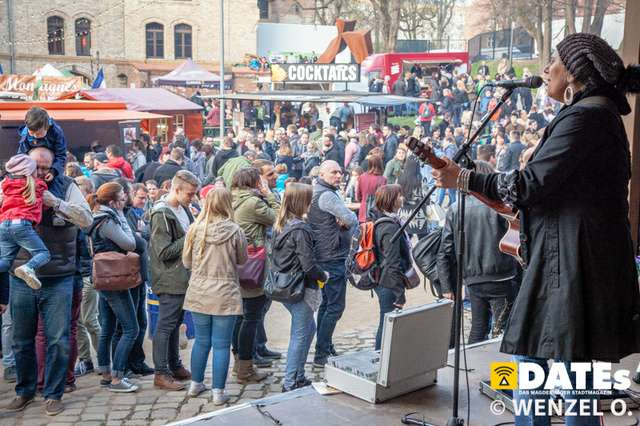 Street Food Open Air Festival Magdeburg