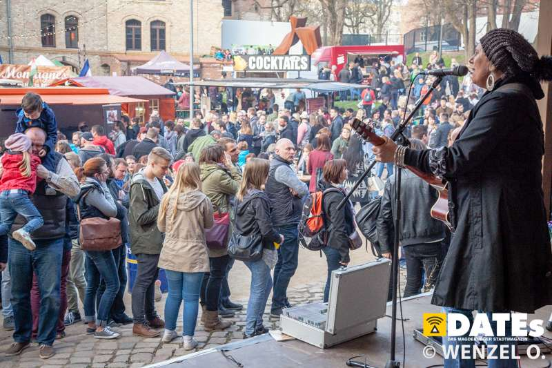 Street Food Open Air Festival Magdeburg