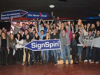 Sign Spin