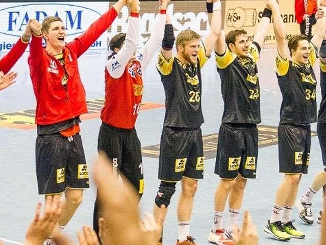 SCM feiert Pokalsieg