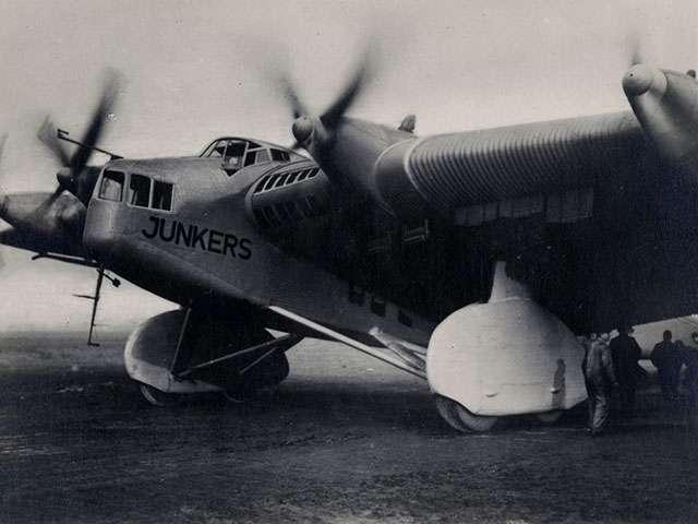 Großflugzeug G38