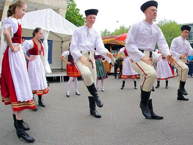 Europa zu Gast in Magdeburg