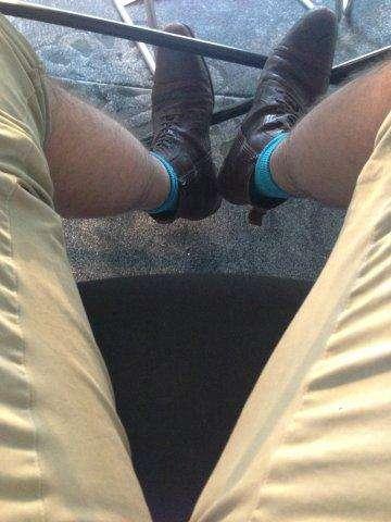 Die geschundenen Beine
