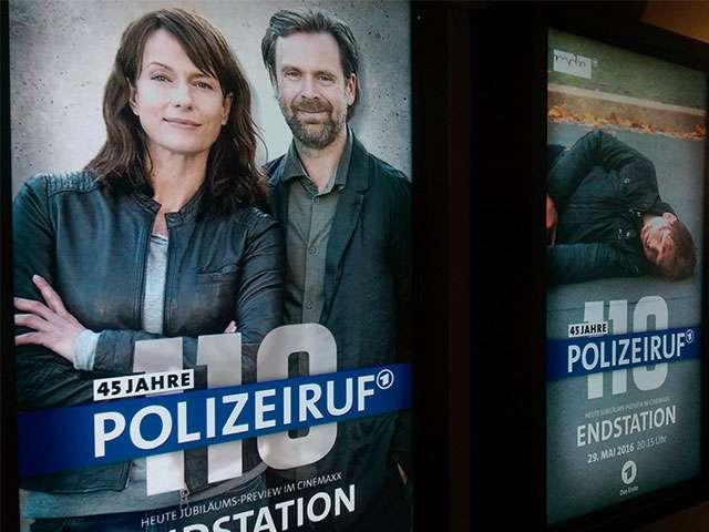 Polizeiruf 110 mit Matthias Matschke