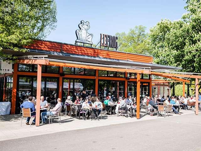 Restaurant Le Frog