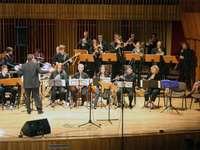 Big Band des Konservatoriums