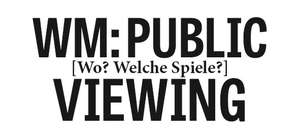 Public Viewing Teaser