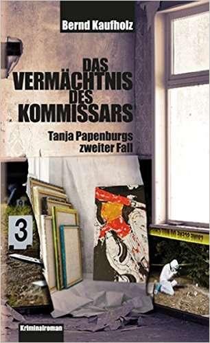 Bernd Kaufholz zweiter Kriminalroman