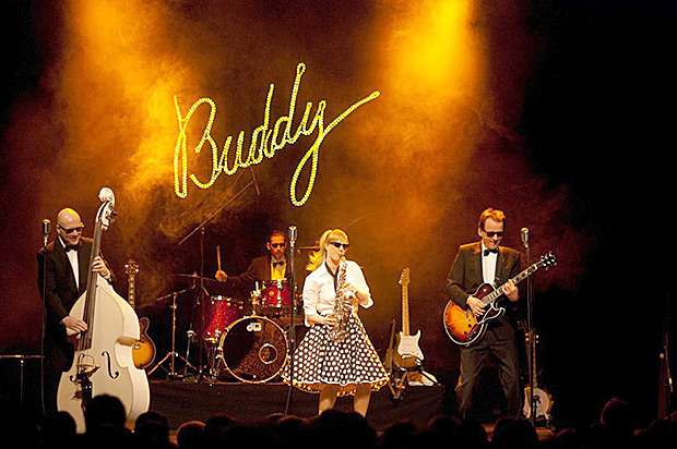 Buddy in Concert