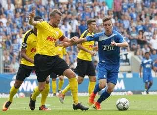 Sebastian Kath tanzt die Kölner aus