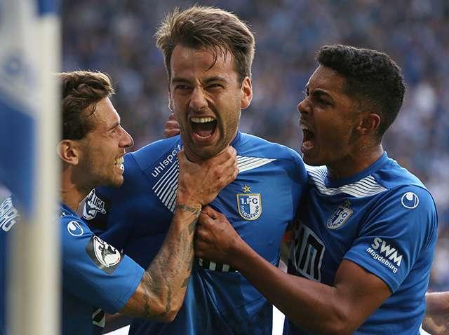 Beck schießt 1. FC Magdeburg gegen Paderborn zum Sieg