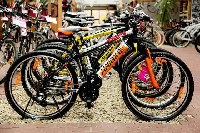 Fahrräder bei Little John Bikes