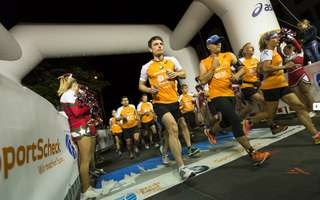 Sportcheck Nachtlauf