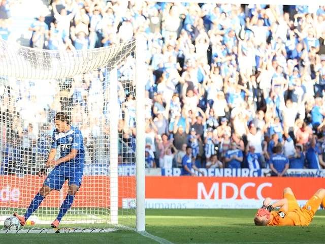 FCM verliert gegen MSV Duisburg