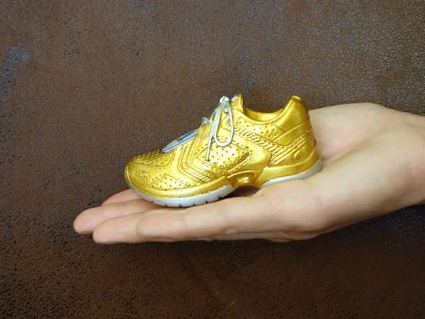 Der Finisher-Schuh vom Kanal-Ultra