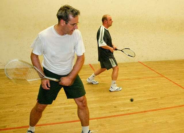 Squash im SFC