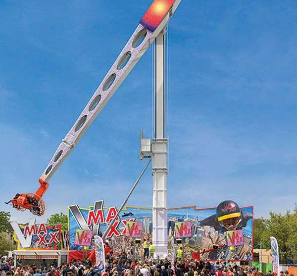 Herbstmesse V-Maxx