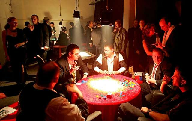 Cosa Nostra-Party