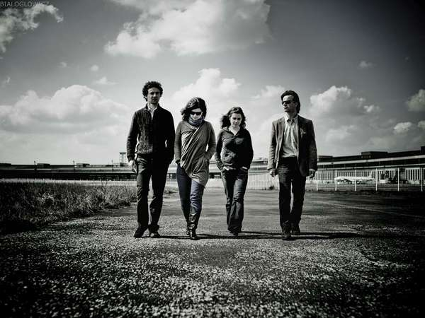 Sonar Quartett Berlin