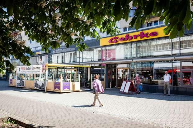GEHRKE  Uniplatz Terrasse 3