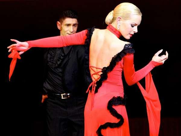 Tanzturnier Isabel_Edvardsson und Marcus_Weiß