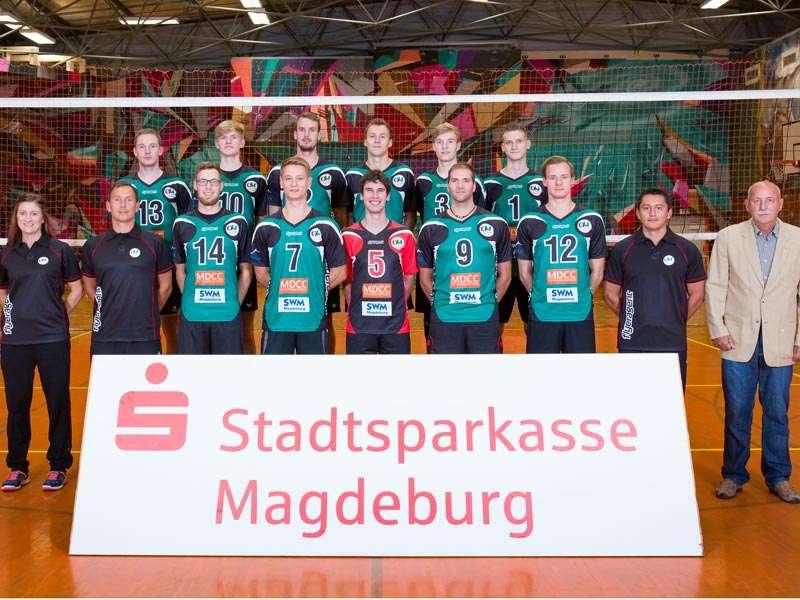 USC Herren Volleyball 2016/17