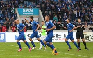 FC Magdeburg verschläft erste Halbzeit