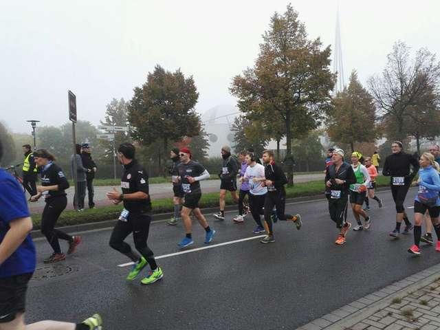 Magdeburg Marathon: Martin