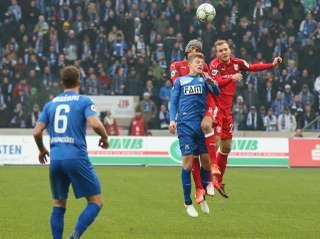 FCM gewinnt Derby gegen Halle