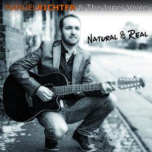 """Manuel Richter """"Natural & Real""""-EP"""