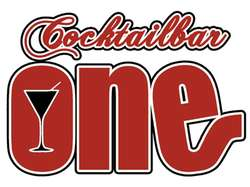 Cocktailbar ONE - Logo