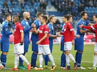FC Magdeburg gewinnt gegen Ahlen