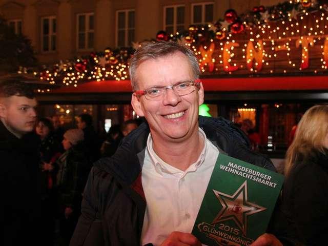 Glühweinkönig 2015: Hexentheke