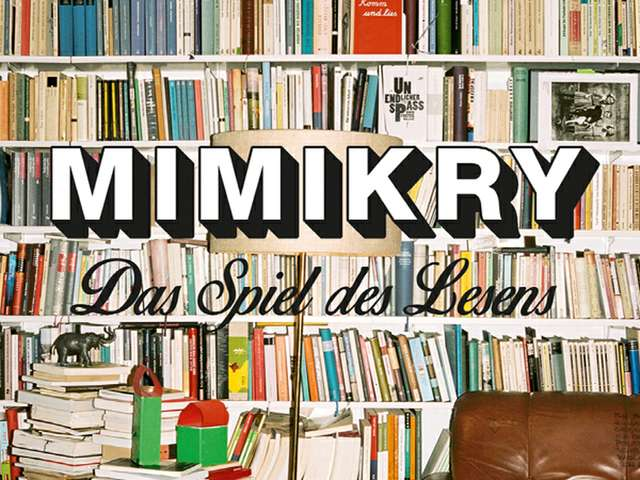 Mimikry Cover