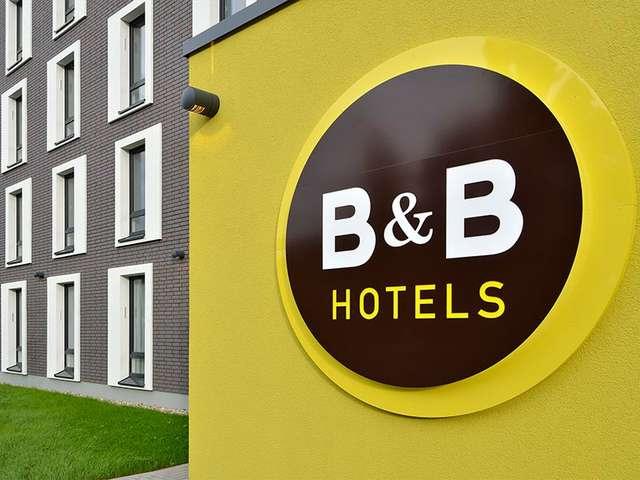 B&B Hotel Logo