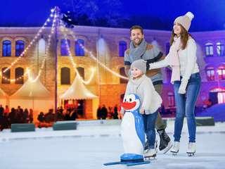 Eiszeit - Schlittschuhlaufen