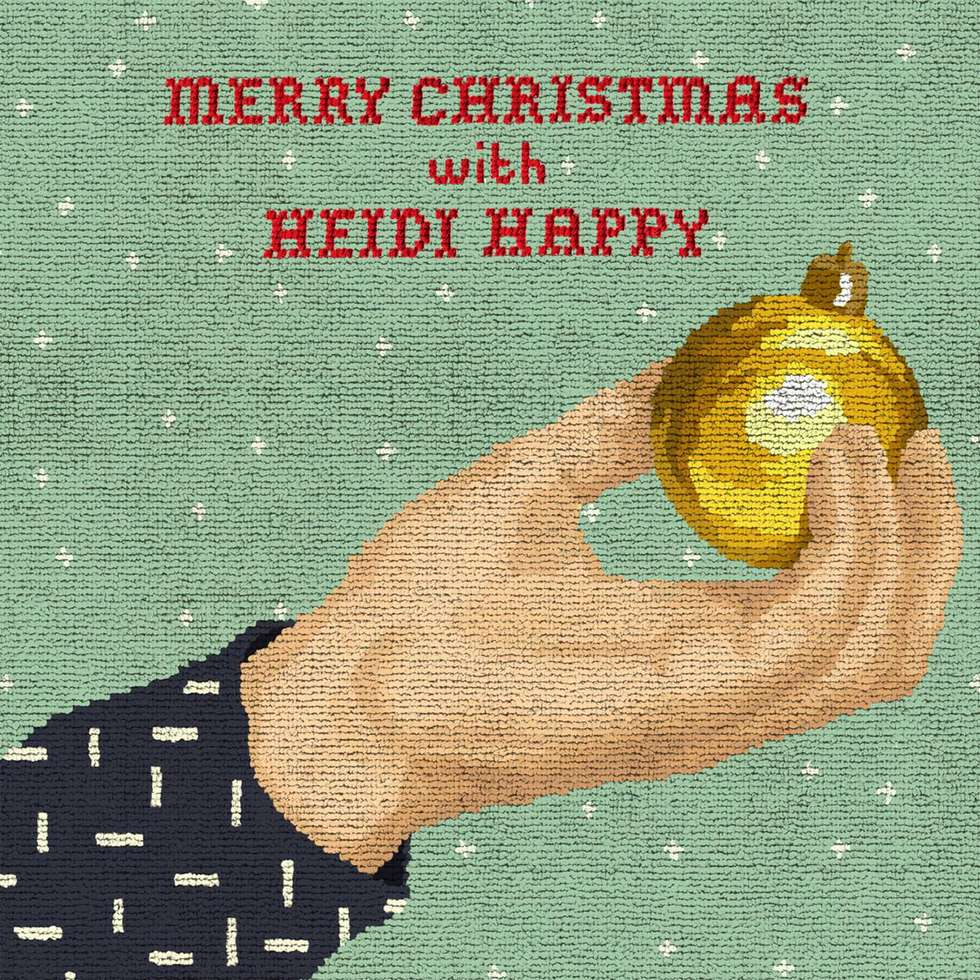 Merry Christmas with Heidi Happy