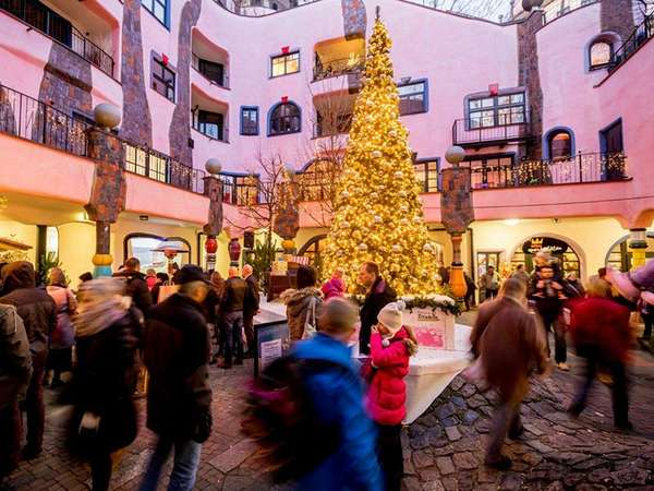 Wintermarkt Grüne Zitadelle
