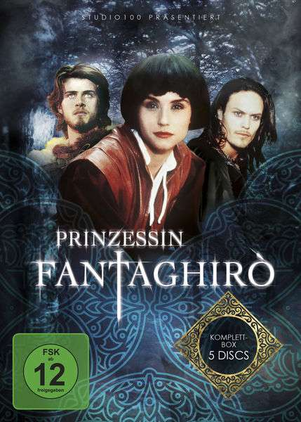 Prinzession Fantaghiro Box