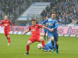 FCM versus FSV Zwickau