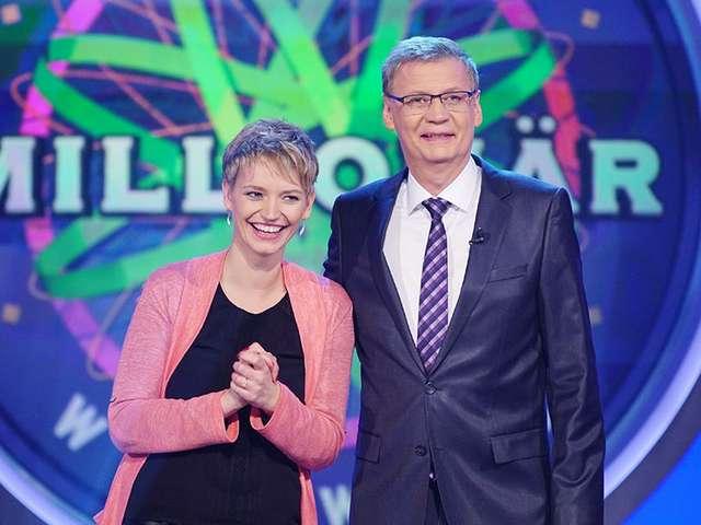 Jennifer Fizia bei Wer wird Millionär