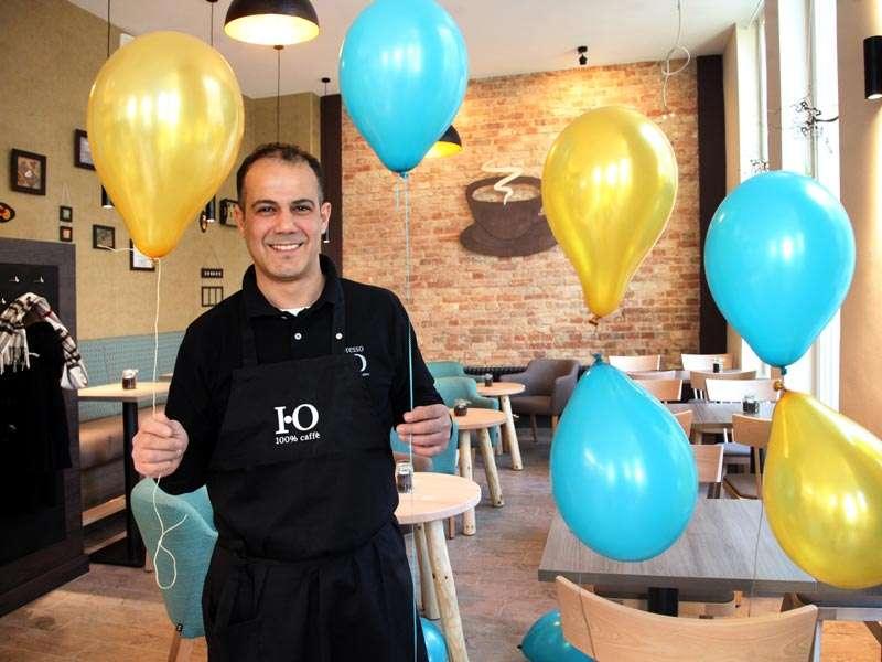 Square: Ein neues Café für den Hasselbachplatz