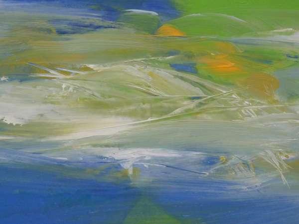 Carola Perlich Malerei