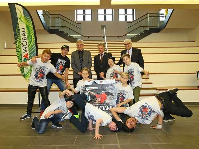 Deutsche TAF Breakdance Meisterschaften: Powermoves überm Parkett