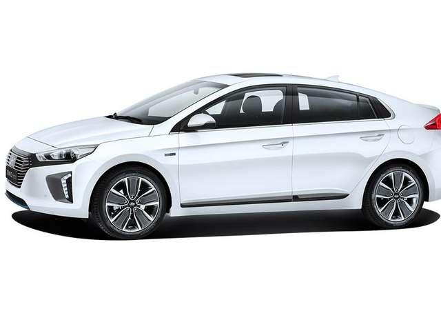 Hyundai Ionic