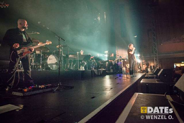 Bosse - Engtanztour - Konzert Stadthalle Magdeburg