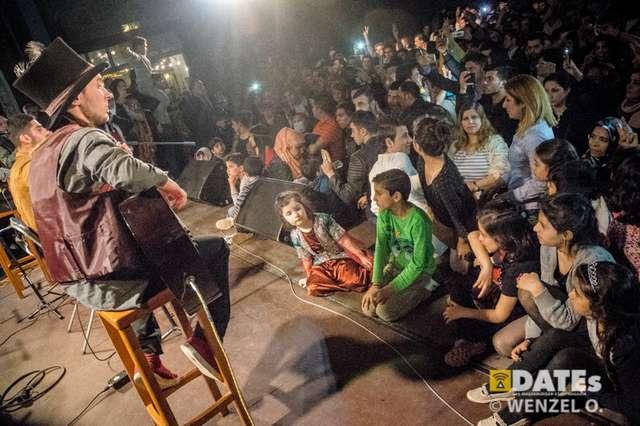 Newroz. Das Teilhabe-Festival auf dem Moritzhof Magdeburg