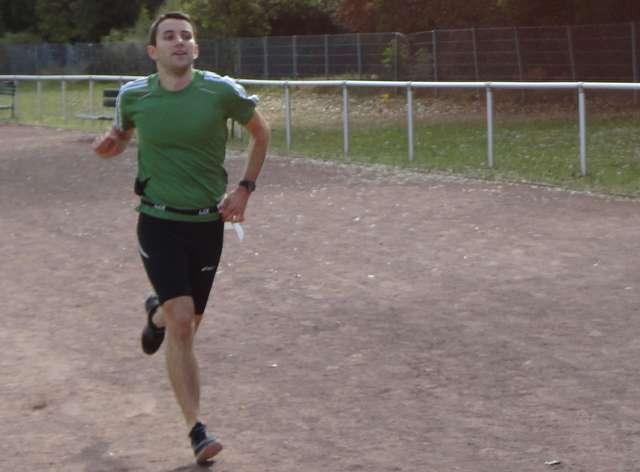 Marathonaktion: Markus