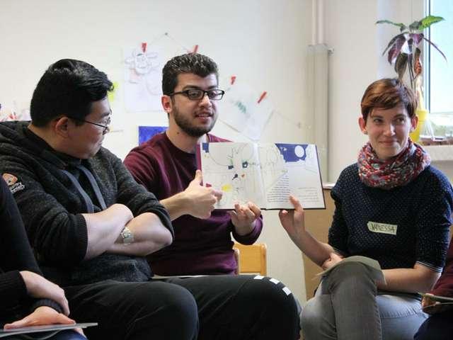 VielSeitig Vorlesen: Integratives Projekt