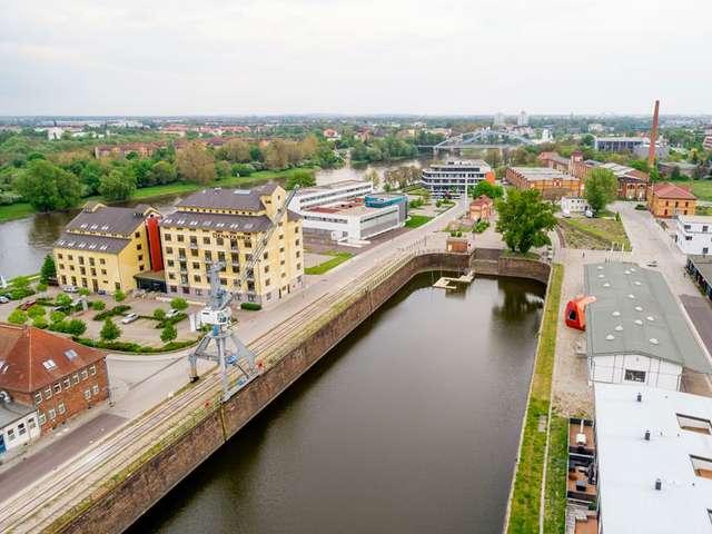 Wissenschaftshafen Magdeburg